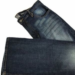 Other - Kenneth Cole Reaction Mens Faded Bootcut Jeans
